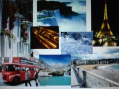 El viaje de mis sueños * * *